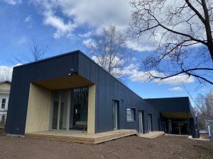 Eluhoonete ehitamine Tartumaal